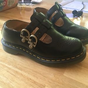 Never-Been-Worn Mary Jane Doc Martens